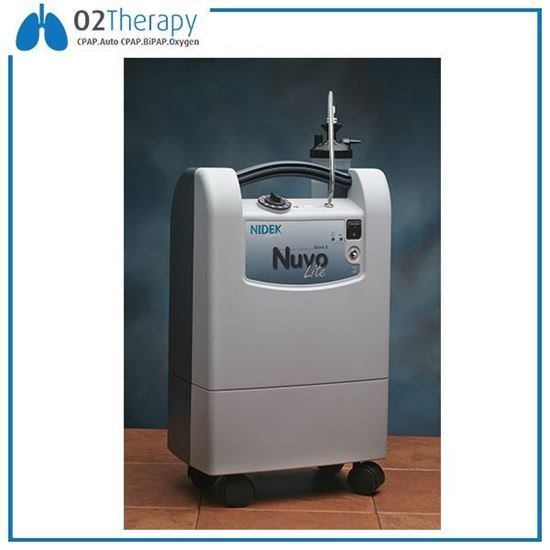 Nuvo Lite 5 Liter Oxygen Concentrator